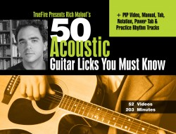 50 Acoustic Licks