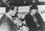 Bruce with John Lennon